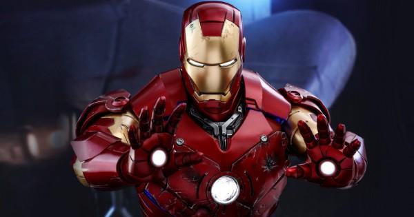 【悲報】映画「アイアンマン」撮影で使われていたスーツ パクられる